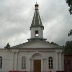 Церковь в Опарино
