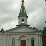 Церковь Богоявления Господня в Опарино