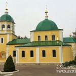 Усадьба Троицкое на Обитце, церковь Троицы Живоначальной