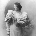 Портрет В.А. Морозовой. Фото 1882 г.