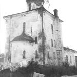 Церковь Рождества Богородицы в Перыни, фото 1948 г.