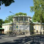 Дом Китаева в г. Пушкин