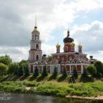 Старая Русса. Воскресенский собор