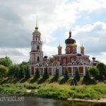 Старая Русса Воскресенский собор