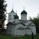 Остров. Церковь Николая Чудотворца