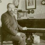 Композитор С.И. Танеев