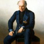 Скульптор В.И. Демут-Малиновский