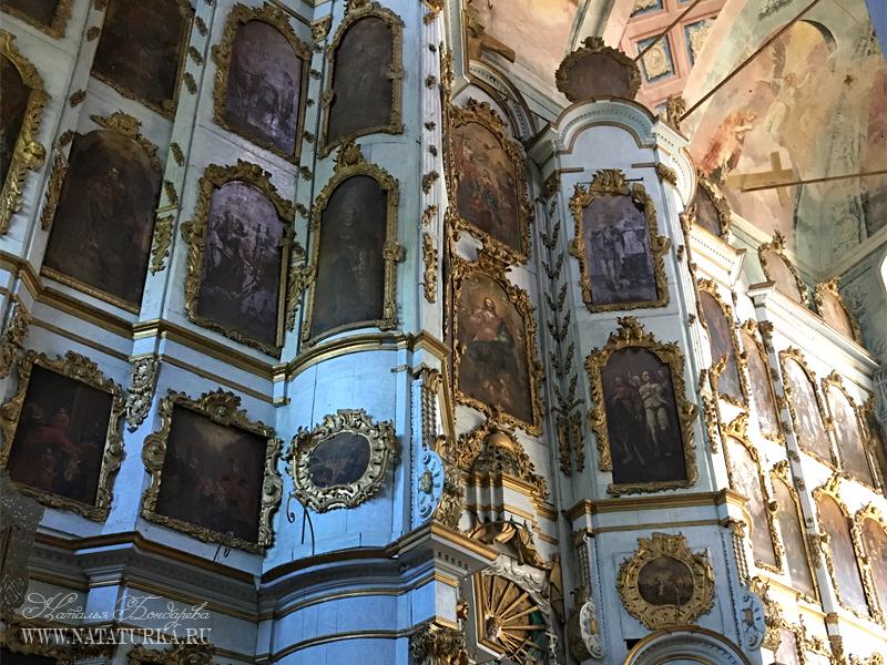 Сукромны Тихвинская церковь