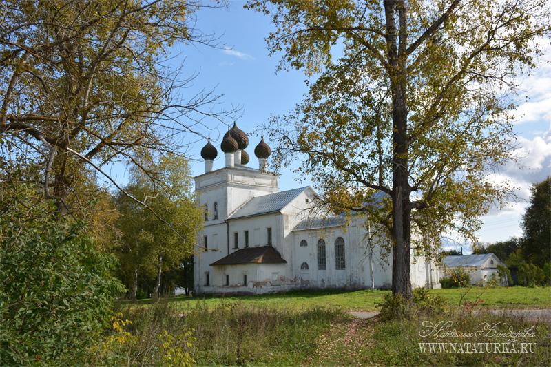 Входоиерусалимская церковь в Кашине