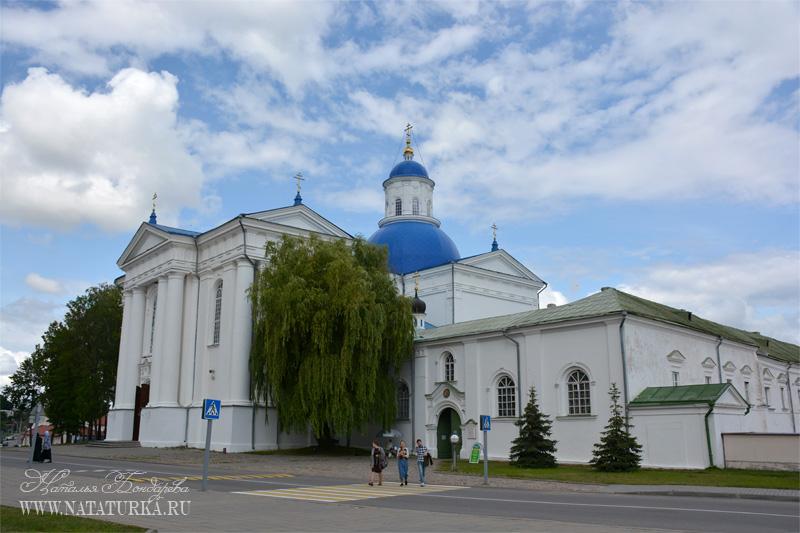 Жировичи. Свято-Успенский Жировичский монастырь