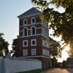 Башня замковых ворот в Несвиже