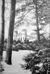 Замок Меречевшина Пусловских