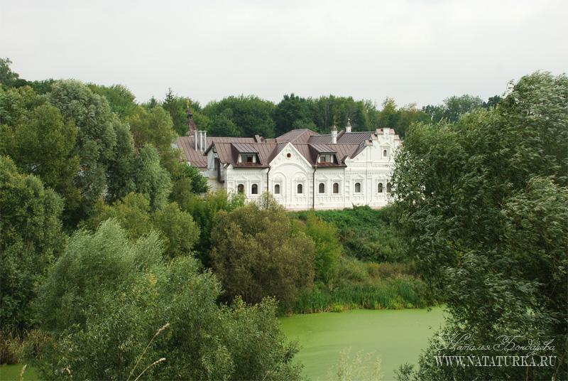 Пощупово. Иоанно-Богословский монастырь