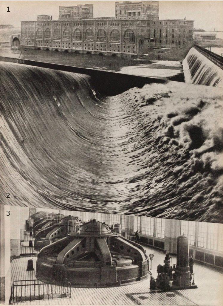 Волховская гидроэлектростанция им. В.И. Ленина