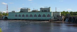 Волховская гидроэлектростанция