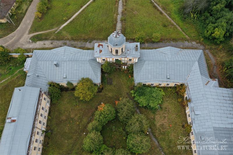 Усадьба Андреевское Владимирская область