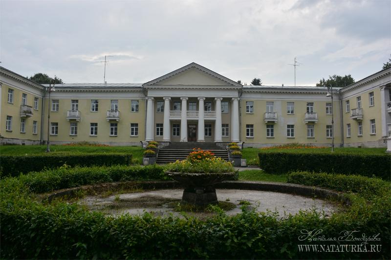 Гостиница Пулковской обсерватории