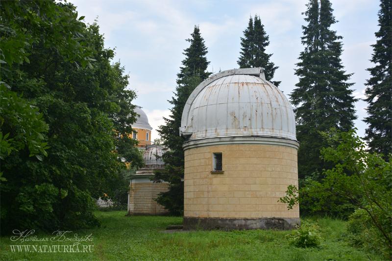 Нормальный астрограф, Пулково обсерватория