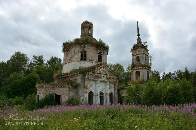 Церковь Ильи Пророка в Фалелеево