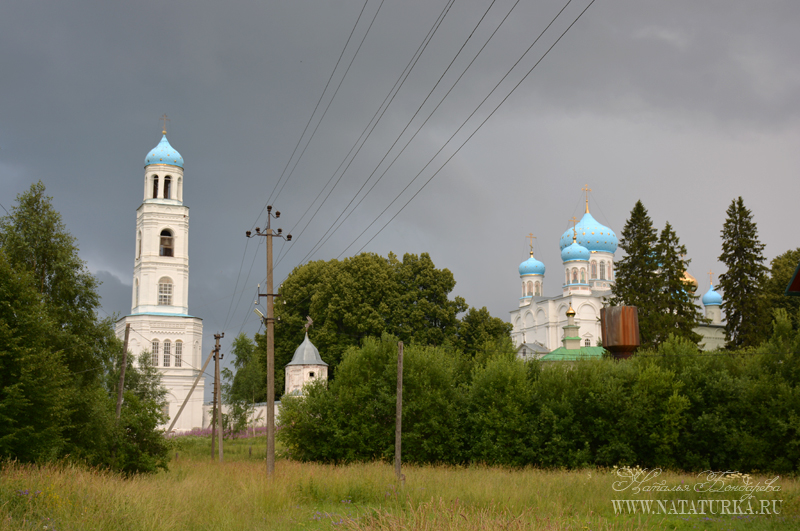 Ножкино. Авраамиев Городецкий монастырь
