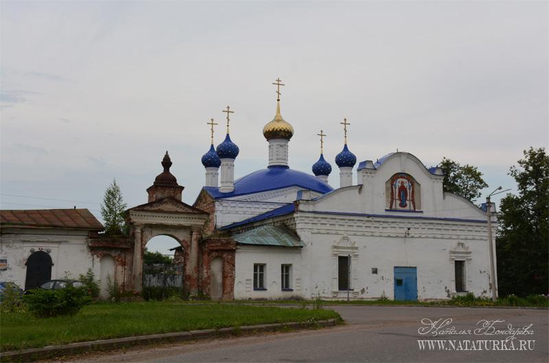 С. Великое, церковь Покрова Пресвятой Богородицы