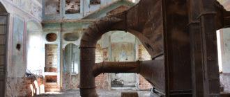 Хонеево, Спасская церковь